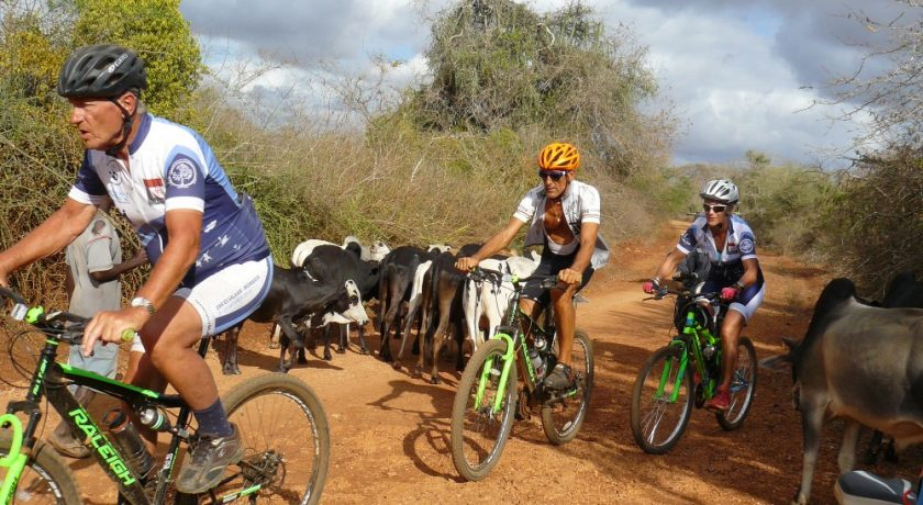 fietssafari Tanzania