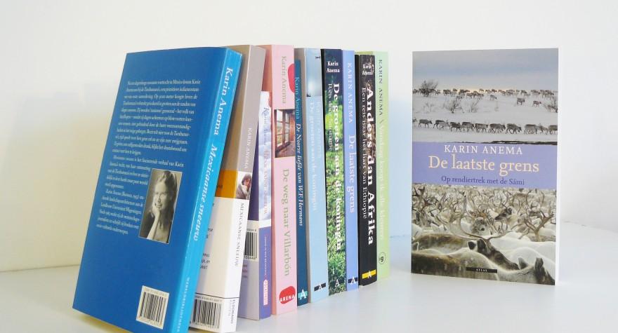 reisboeken Sámi Anema