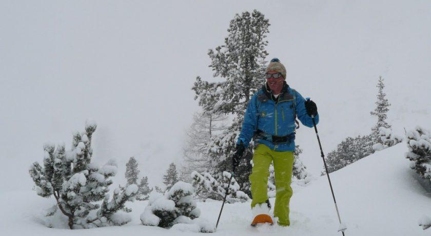 sneeuwschoenwandelen Les Bauges