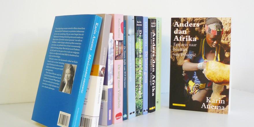 reisboeken Anema Ethiopie Suriname
