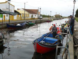 lagune Portugal reisverhaal