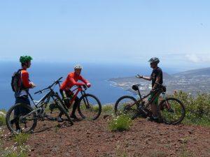 fietsreportage Tenerife