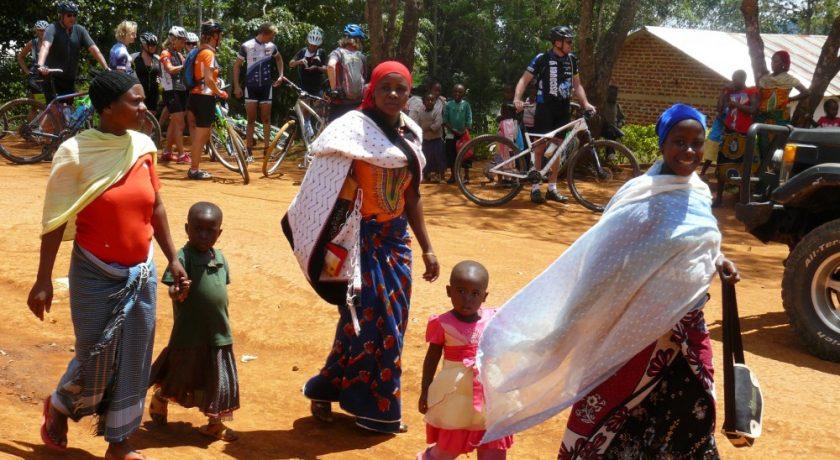 Tanzania fietsen
