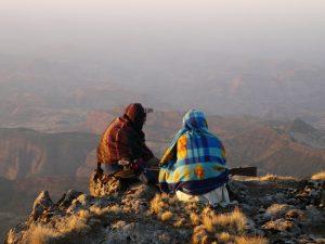 reisboek Ethiopie Simien Mountains