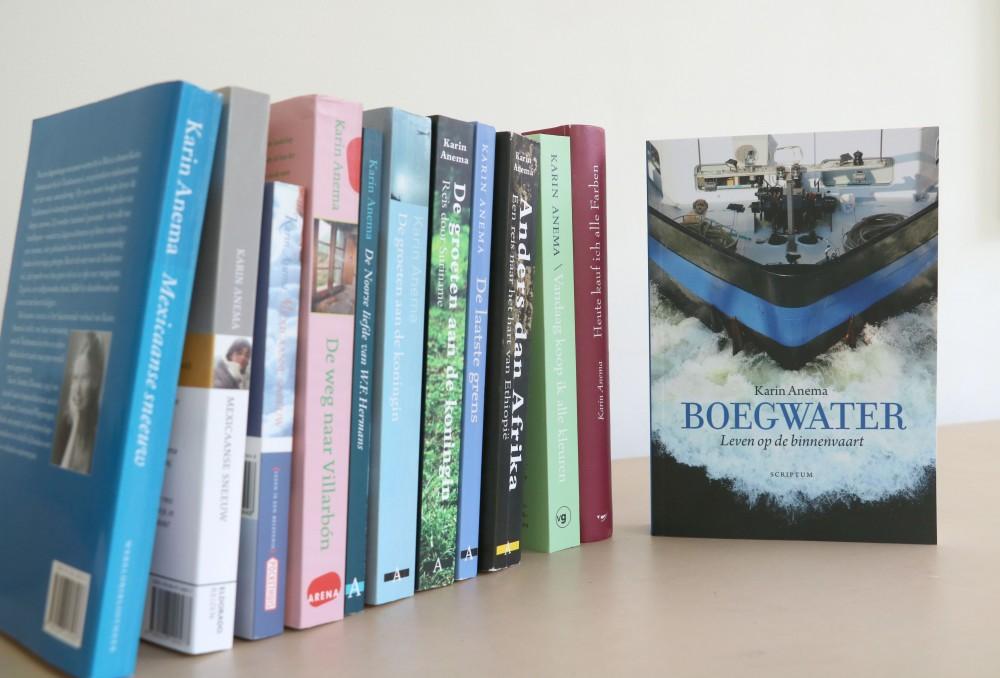 Non-fictie literatuur binnenvaart