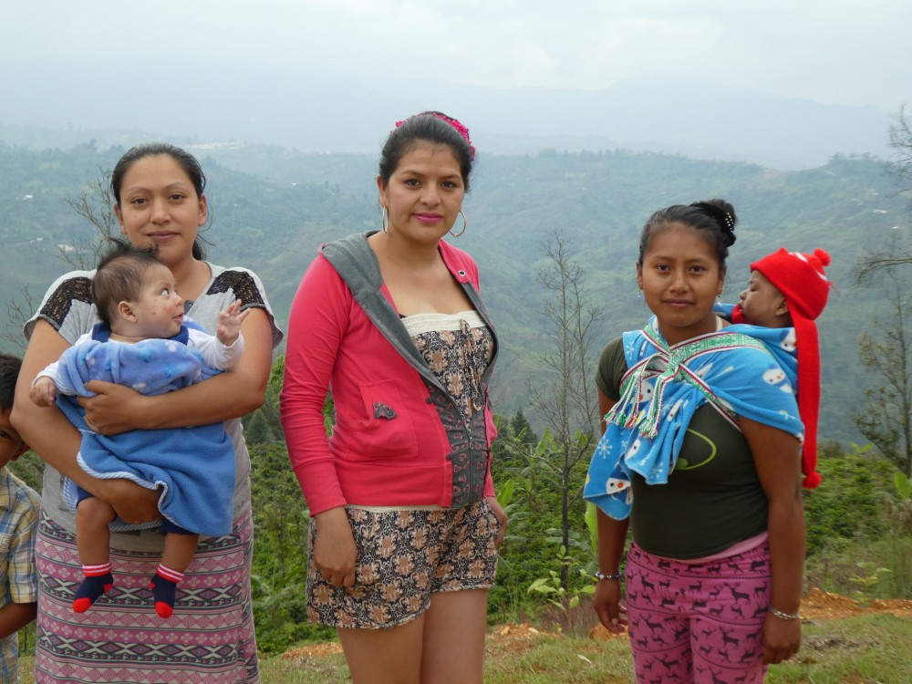 Baby boom in FARC-transitiekampen