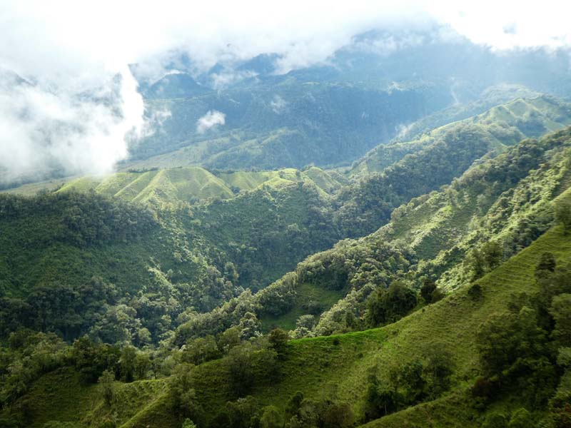 Andes, Colombia