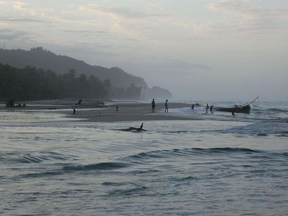 Caribische kust Colombia